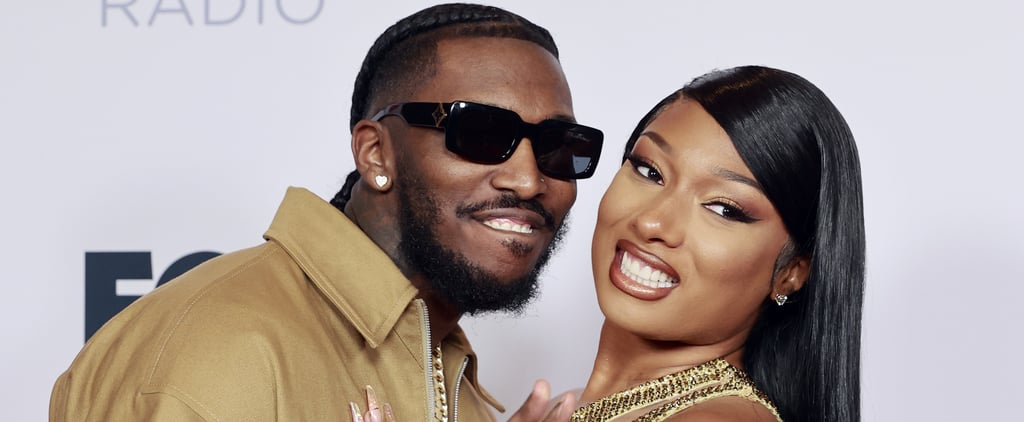 Megan Thee Stallion and Pardi Fontaine at iHeartRadio Awards
