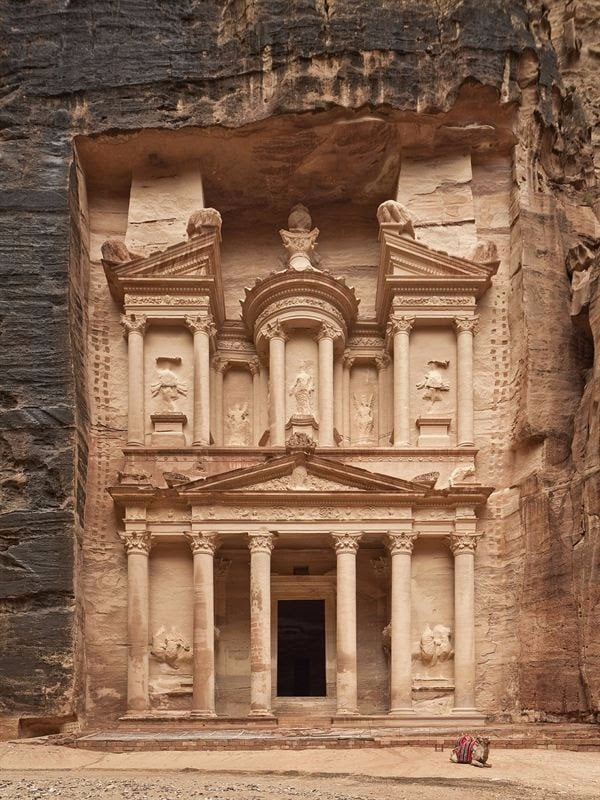 Sharjah Archaeology Museum's Petra, Desert Wonder Exhibition