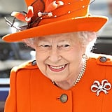 Queen Elizabeth Visits Royal Academy March 2018