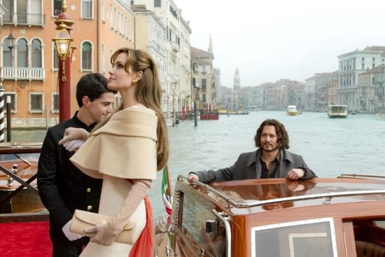 Full Trailer for The Tourist Starring Angelina Jolie and Johnny Depp