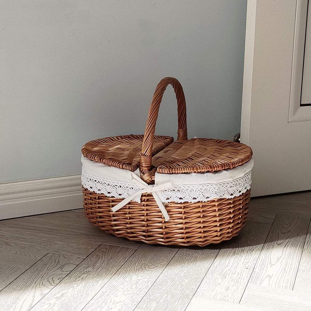Cute Picnic Baskets on Amazon
