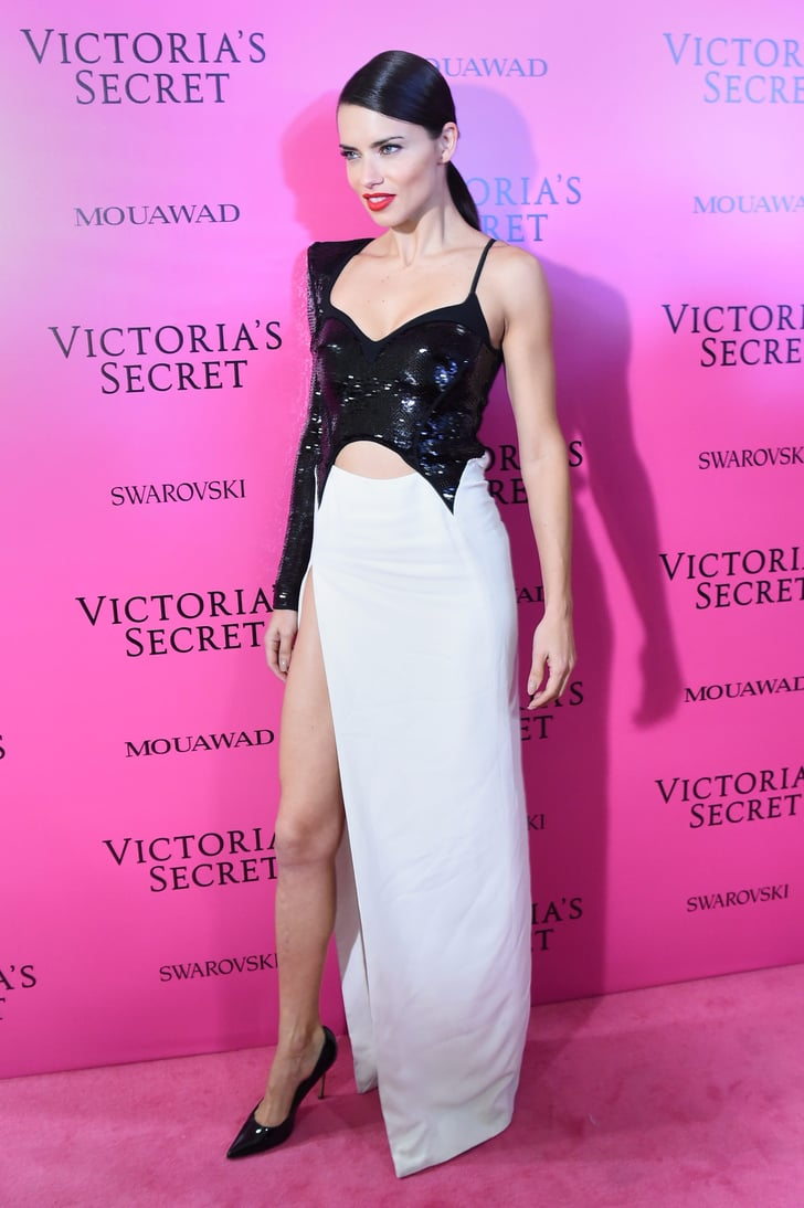Every Model Wore the Sexiest Dress Possible For the Victoria's Secret Afterparty