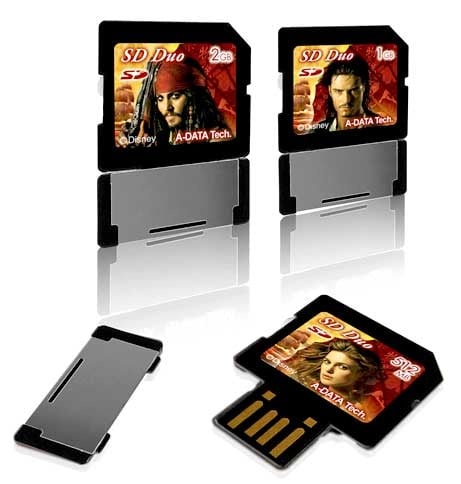 'Pirates of the Caribbean : At World's End' USB Drive