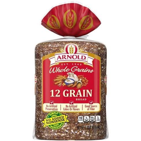 Arnold Whole Grains 12-Grain Bread