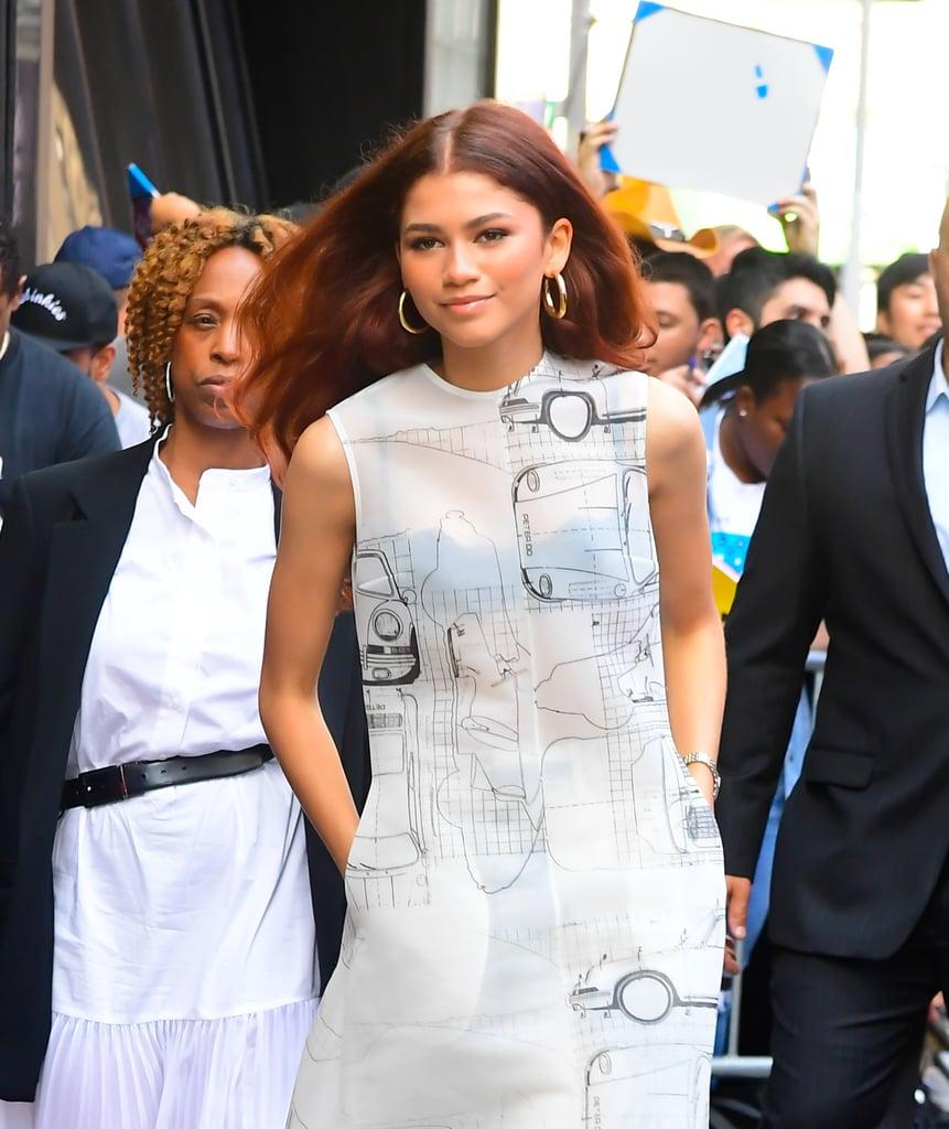 Zendaya in June 2019