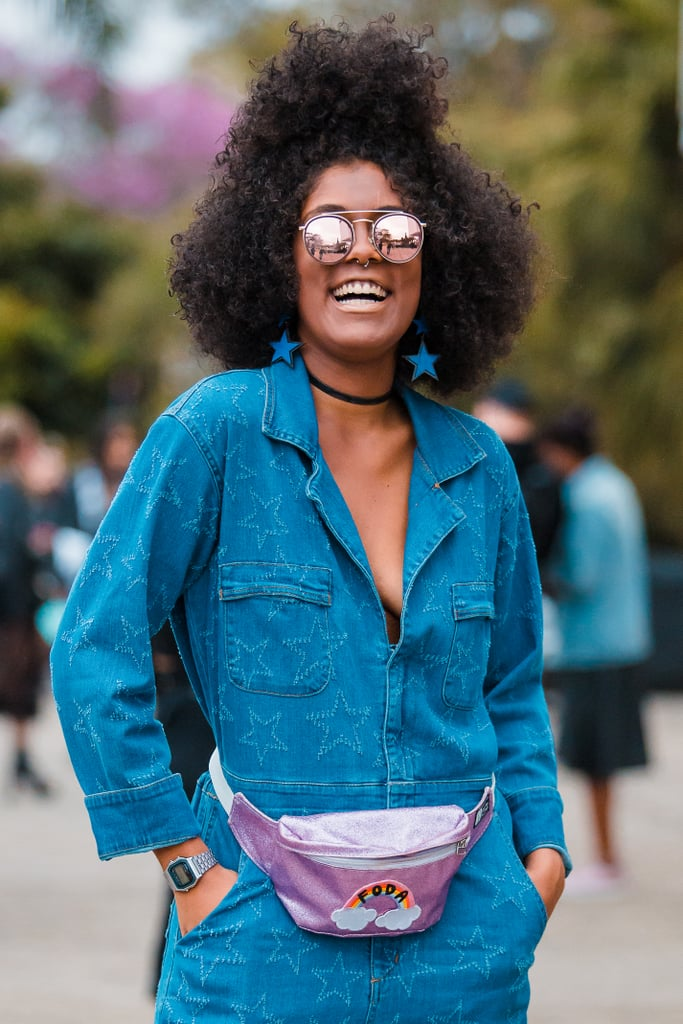 Start Incorporating Purple Accessories Into Your Daily Outfits