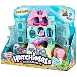 Hatchimals CollEGGtibles Mermal Magic Coral Castle Playset