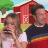 Olivia Wilde and Jason Sudeikis Timeout Music Video on Ellen