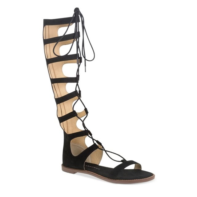 Chinese Laundry 'Galactic' Tall Gladiator Sandals ($89)