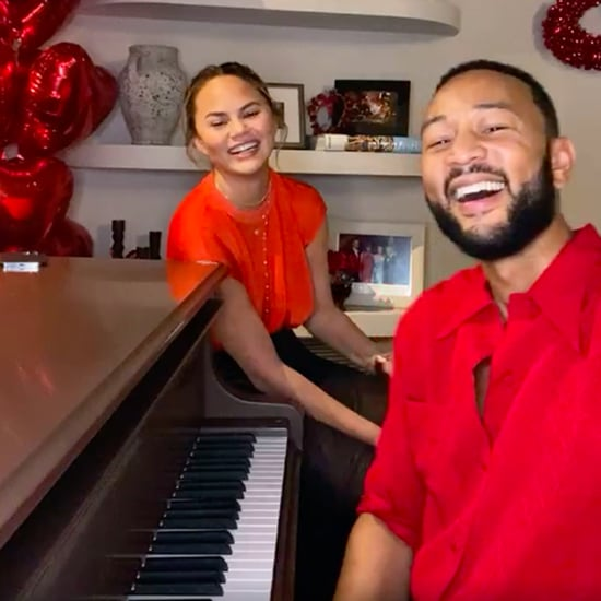 Watch John Legend's Pre-Valentine's Concert on Instagram