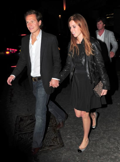 Princess Beatrice Pictures With Boyfriend Dave Clark