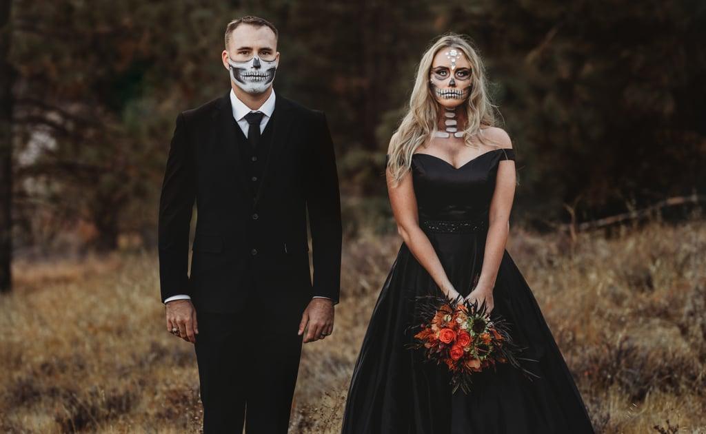 Gothic Wedding Ideas Popsugar Love Sex Photo 8