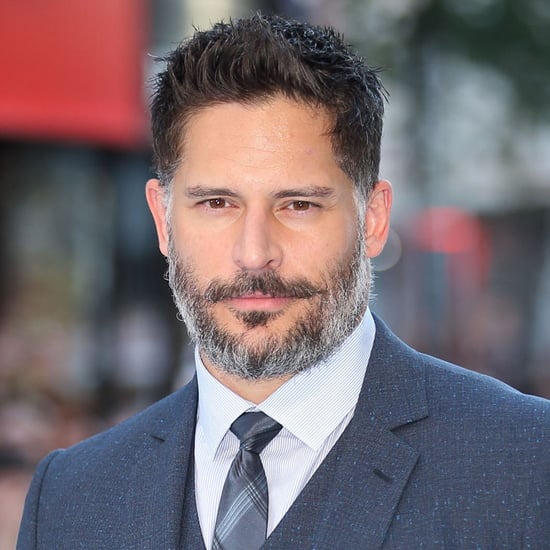 Joe Manganiello Throwback Photo June 2016