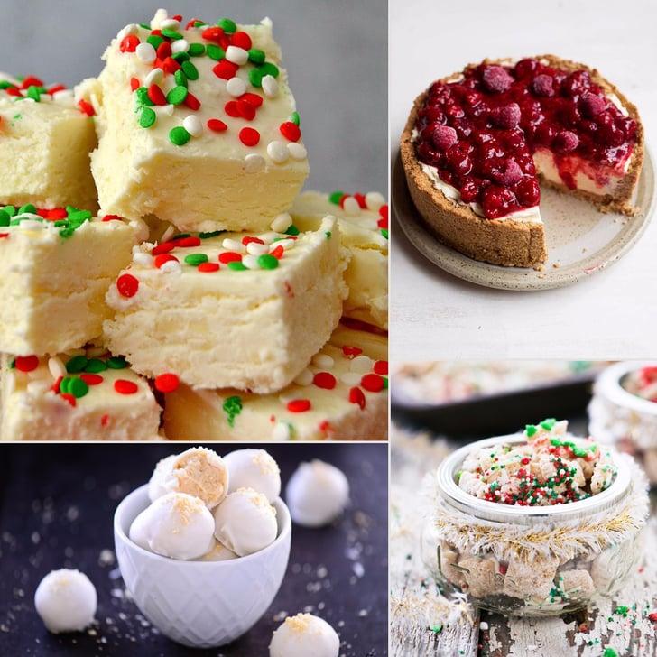 No Bake Holiday Desserts For Kids Popsugar Family