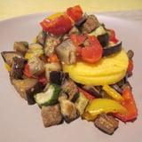 Baked Ratatouille Recipe With Polenta