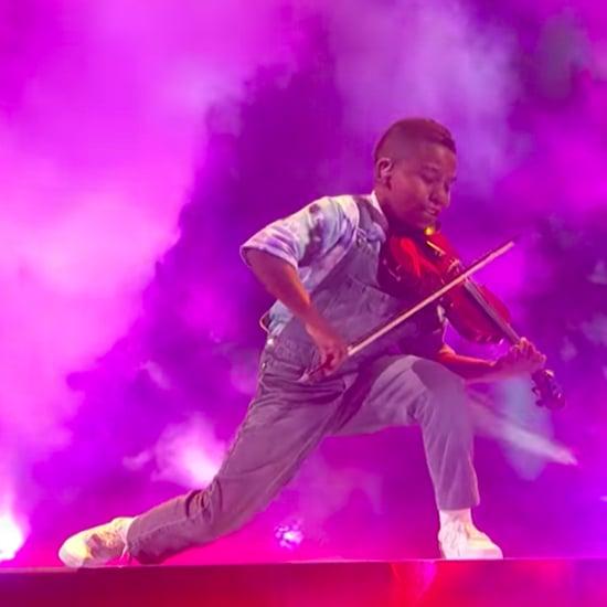 Tyler Butler-Figueroa on America's Got Talent Quarterfinal