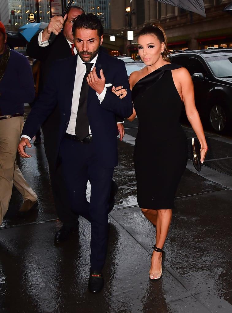 Eva Longoria and Jose Antonio Baston Pictures