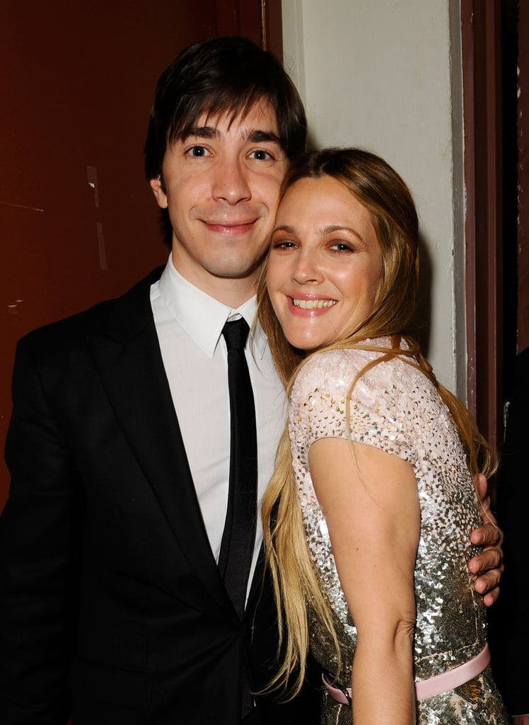 "It looks like Drew Barrymore and Justin Long may be giving their relationship another shot! According to E! News, the exes have ""been talking more"" following his recent split from CHVRCHES singer Lauren Mayberry. ""They are both single and they are spending time together, [but] that's all it is for now,"" a source told the outlet.  While most people may have a tough time staying friends with an ex, Justin and Drew reportedly have a ""very special connection and bond that never went away."" Drew has ""a fondness for him and he's always been in her life, even if they weren't a couple."" In fact, they apparently even ""worked together and bounced ideas off of each other from time to time.""  Drew and Justin famously dated in August 2007 and starred together in 2009's He's Just Not That Into You and 2010's Going the Distance. They eventually split in October 2010, but have reportedly ""stayed in touch"" over the years. Drew separated from husband Will Kopelman in 2016 and has two beautiful daughters, 5-year-old Olive and 4-year-old Frankie. Ahead, take a walk down memory lane and look back at some of Drew and Justin's cutest moments together.       Related:                                                                                                           Breakup to Makeup: 38 On-Again, Off-Again Celebrity Couples"