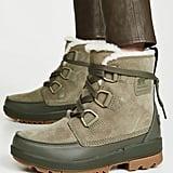 Sorel Tivoli Laceup Boots
