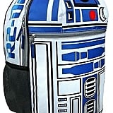 Star Wars R2D2 Backpack with Sounds and Lights