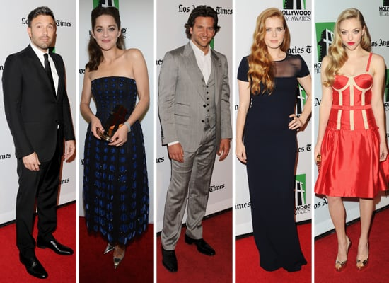 Hollywood Film Awards Red Carpet 2012 | Pictures