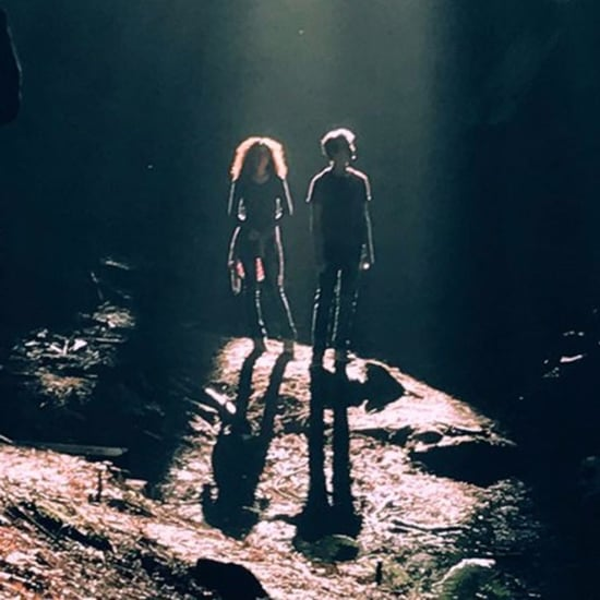A Wrinkle in Time Movie Set Photos