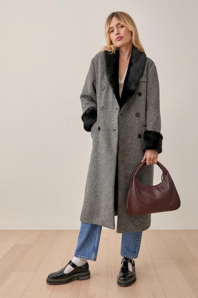 Reformation Lester Coat