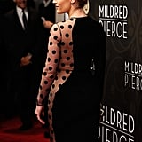 Kate Winslet Happily Leads the Way at Her Mildred Pierce Premiere