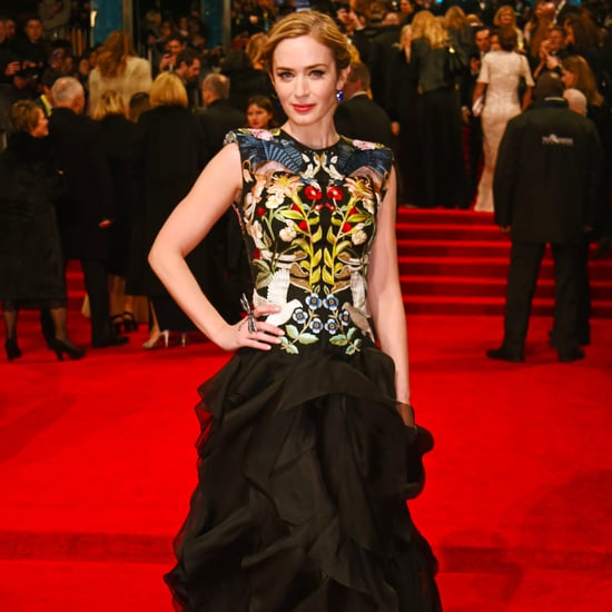 Tapis Rouge des BAFTA Awards 2017