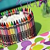 Crayon Bowl