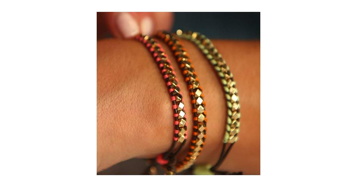 montce products accessories bracelet shashi x ombre festival collections olive pink swim lilu