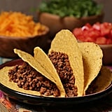 Tex-Mex Ground Beef Tacos