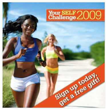 Sign Up For Self Magazine's Challenge