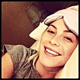 OK, Julianne Hough, we get it. You look amazing without makeup on. Source: Instagram user juleshough