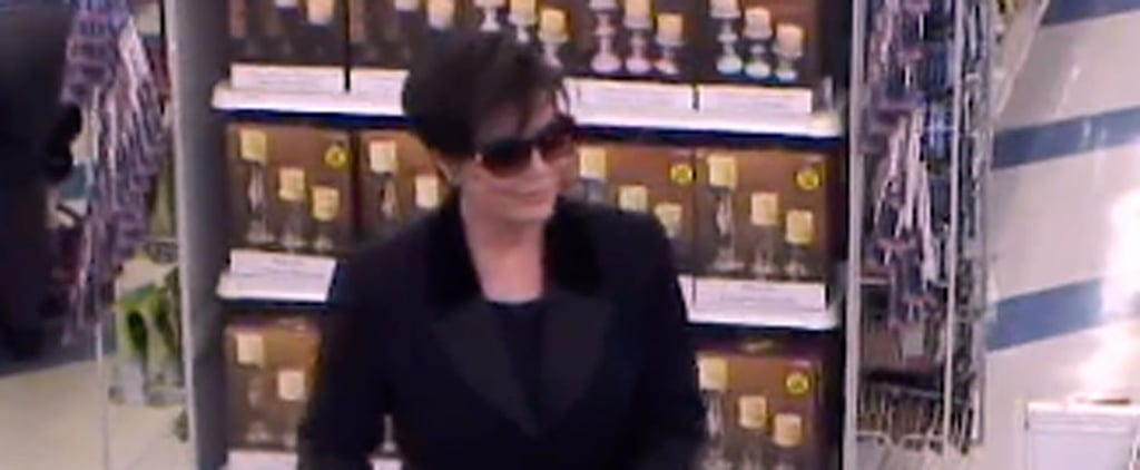Kris Jenner Gets Pranked by Ellen DeGeneres in a 99 Cent Store, and Her Antics Will Have You Screaming