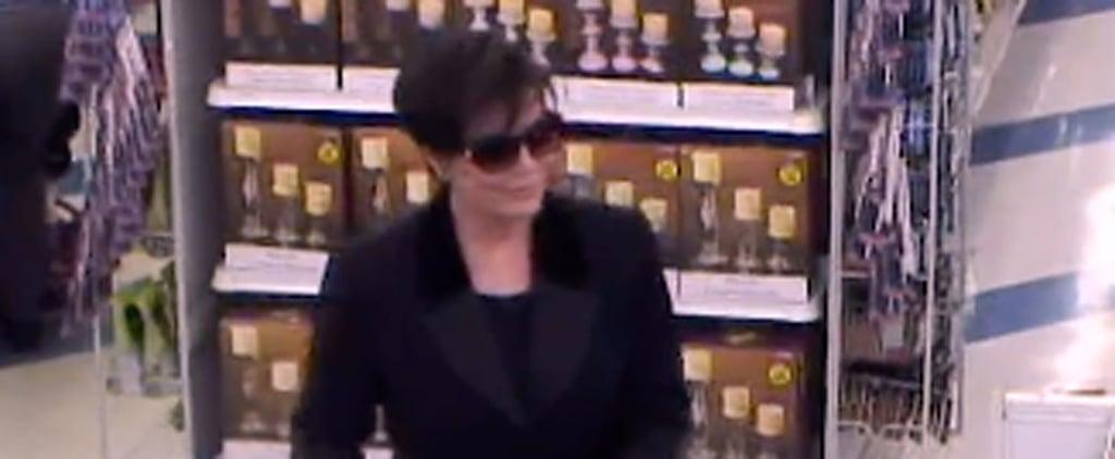 Kris Jenner's Ellen DeGeneres 99 Cent Store Prank Video