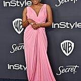 Tiffany Haddish at the 2020 Golden Globes Afterparty