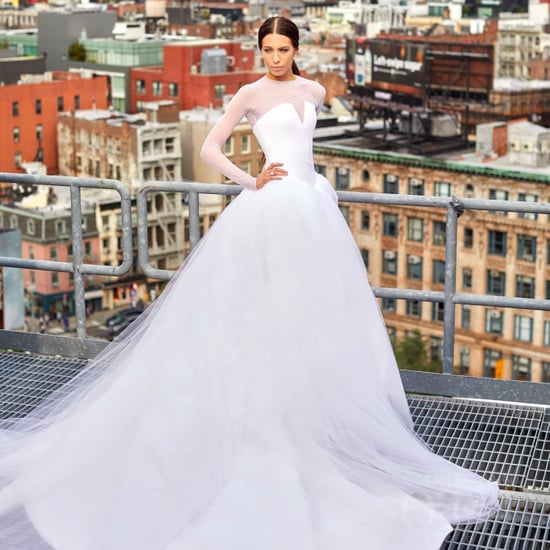 Rachel Katzman Vera Wang Wedding Dress