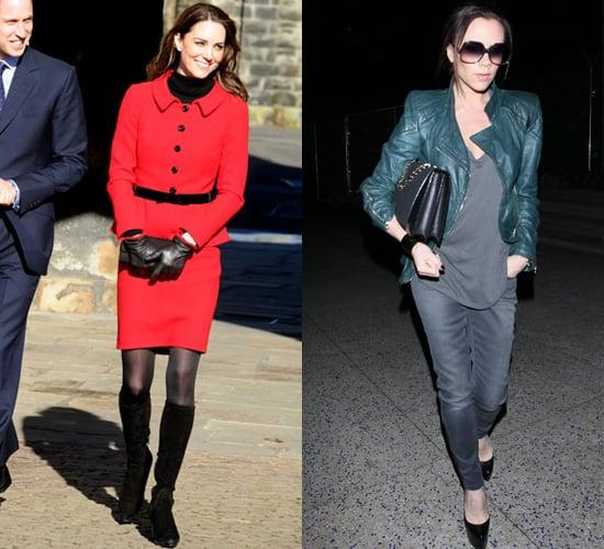 Kate Middleton to Honeymoon in Victoria Beckham's Designs?