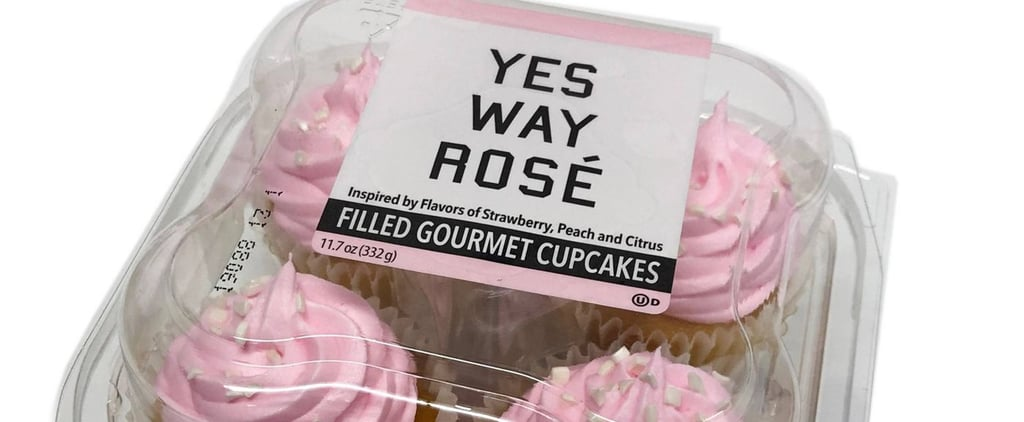 Target Is Selling Yes Way Rosé Cupcakes, and They're So Pink