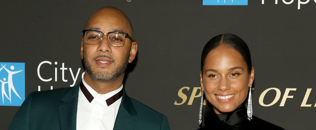 Swizz Beatz Removed Alicia Keys's Acrylic Nails at Home