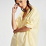 The Chiara Shirt Limoncello ($115) PS: How important is social media and influencer support to the growth of your brand? AME: Very important when it's done from a real and authentic way. Our social media channel reflects our  #basicswithsoul philosophy. PS: You recently launched a store in Bondi – what was the thinking behind having a shop front in a world where it seems most brands are opting for online only? AME: We opened to market with our flagship Bondi Beach store just over a year ago.  It was important for us to represent the brand physically in the right location before our online store was launched. I truly believe customers still want the physical experience and as a brand creator, we need to do everything right both in store and online - it's about creating a seamless experience. My thought process behind opening a store was simple - Customers (including myself) would like to touch and feel a new brand before they buy, and that's exactly how it works with our customers and as a result have created a loyal market and repeat sales online.