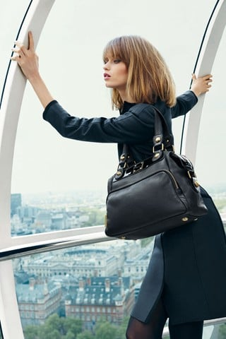 Friday Fab News Roundup – Abbey Lee for Jaeger