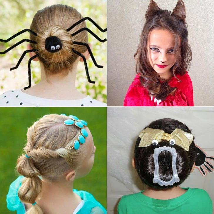 Halloween Hair Ideas For Kids