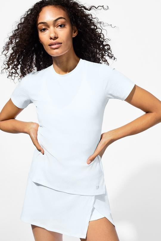 A Great Workout Shirt: Eleven by Venus Williams Love to Love Rib Tee