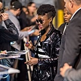 Lupita Nyong'o's Modernised Mohawk in 2018