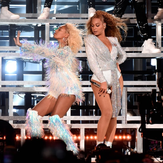 Beyoncé and Solange Falling at Coachella Video 2018
