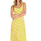 Faithfull The Brand Women's Noemie Midi Dress