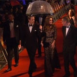 Kate Middleton and Prince William at UK War Horse Premiere (Video)