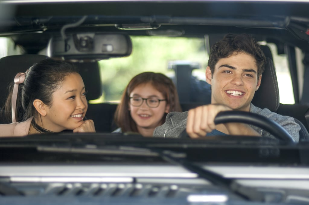 Noah Centineo Wraps Filming as Peter Kavinsky in TATBILB | POPSUGAR Entertainment UK